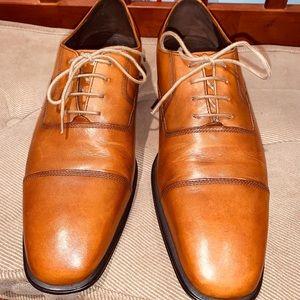 COLE HAAN Nike Air Jefferson Cap Toe Oxford Shoes